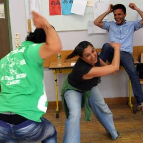 jugendliche kritik Workshops 2014
