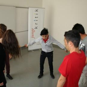 Beiträge vom jugendliche kritik – Workshop am 9. und 12. Mai 2014