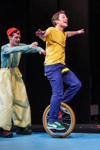 Theater der Jugend / SCHLAGZEUG IM KOPF • Renaissancetheater